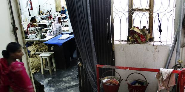 """Trois ans après le drame du Rana Plaza, """"il faut être derrière les marques"""" - La Libre"""