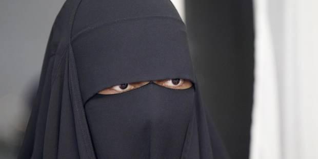 """La """"femme au niqab"""" libérée ce lundi matin - La Libre"""