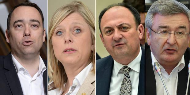 Les élections communales 2018 seront tendues : Namur et Marche-en-Famenne - La Libre