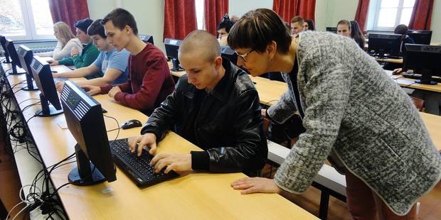 L'enquête sur la haute école est lancée à Couvin - La Libre