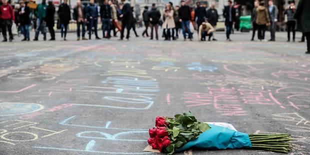 Attentats de Bruxelles: les victimes peuvent prendre contact avec les services d'aide et d'accueil - La Libre