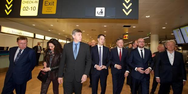 """Des contrôles ciblés, mais """"pas de profilage ethnique"""" à Brussels Airport - La Libre"""