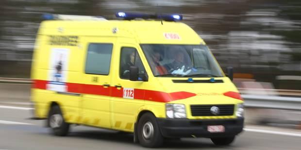 Un accident mortel sur la E17, en Flandre Occidentale - La Libre