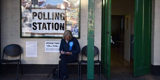 Le Royaume-uni dans l'attente des résultats d'élections test pour le Labour - La Libre