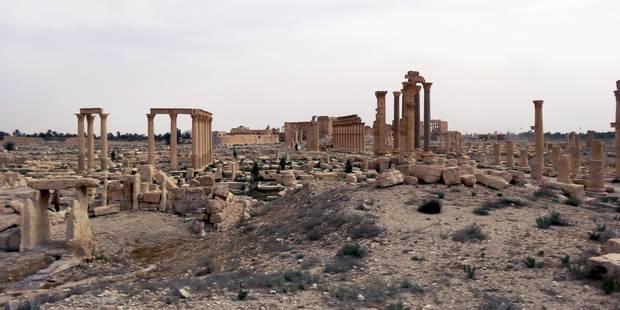 Syrie: un orchestre russe donne un concert dans l'amphithéâtre de Palmyre (vidéo) - La Libre