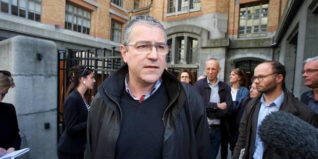 """Situation """"digne d'une dictature"""": Le directeur de la prison d'Andenne tempère ses propos - La Libre"""