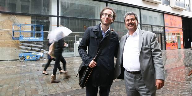 Bruxelles : Carrefour ouvre un supermarché dans le piétonnier - La Libre