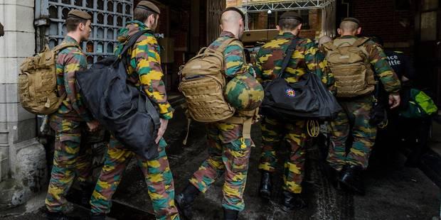 Prisons en grève: 120 militaires en rotation répartis dans les prisons bruxelloises et wallonnes - La Libre