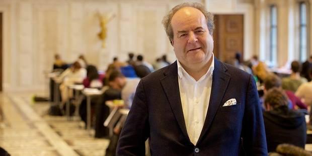 Qui est Yvon Englert, nouveau recteur de l'ULB? (PORTRAIT) - La Libre