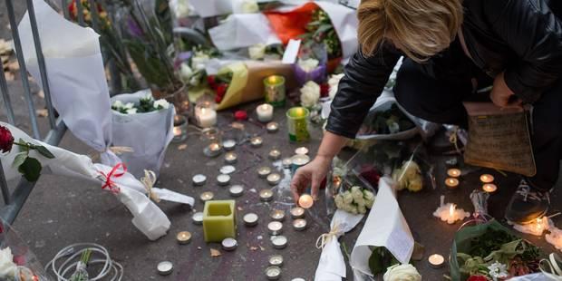 "Six mois après les attentats de Paris, la vie ""brisée"" de la mère de Precilia - La Libre"