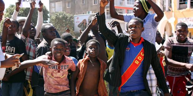RDC: la police refoule plusieurs milliers de partisans de Katumbi à Lubumbashi - La Libre