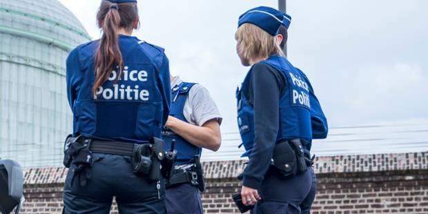 Lutte contre le terrorisme: Vaste contrôle autour de la zone du canal à Bruxelles - La Libre