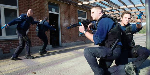 Brabant wallon: Nos policiers sont sur les rotules - La Libre