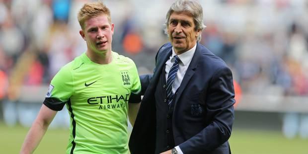 """Kevin De Bruyne """"Joueur du mois"""" à Manchester City pour la 4e fois de la saison - La Libre"""