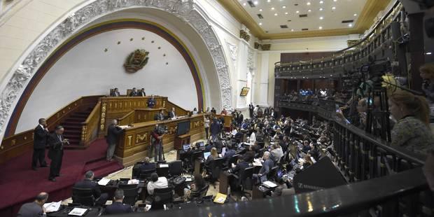 L'état d'exception au Venezuela en questions - La Libre
