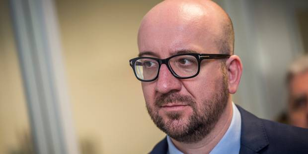 """Charles Michel : """"Je regrette que l'expression 'Etat voyou' abîme l'image de la Belgique"""" - La Libre"""