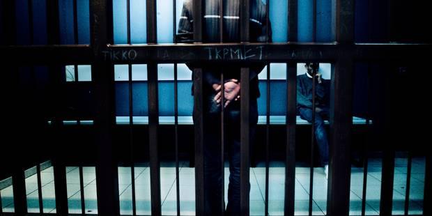 Grève dans les prisons: aucune astreinte n'a encore été versée aux détenus - La Libre