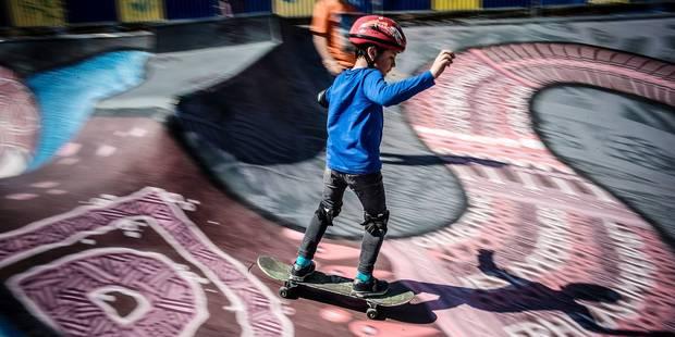 Prêt à atterrir sur la planète skate? (PHOTOS) - La Libre