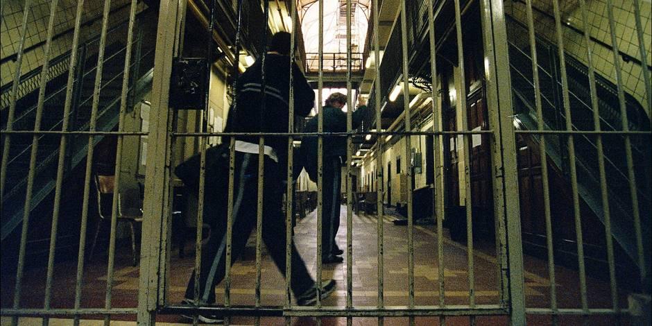 Les prisons surpeuplées sont avant tout francophones - La Libre