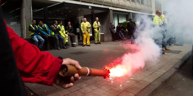 Grève au finish à la SNCB : les navetteurs en colère ! - La Libre