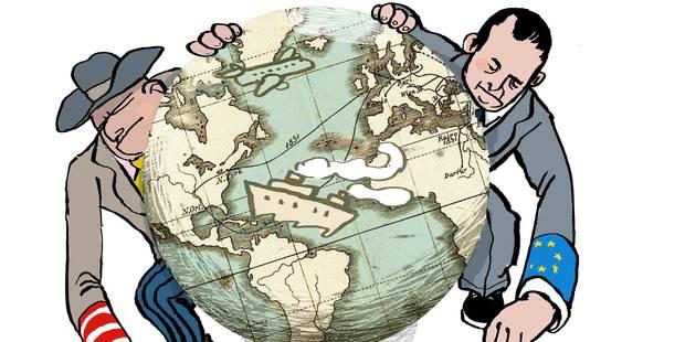Le TTIP à la poubelle ? Pas si vite - La Libre