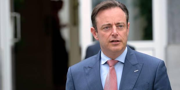 """De Wever: """"Les grèves politiques sont inconséquentes et dangereuses"""" - La Libre"""