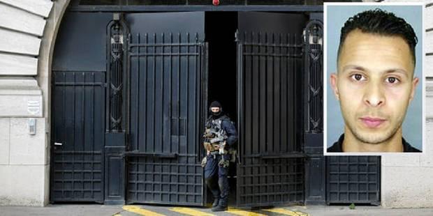 Salah Abdeslam entre dans une colère noire dans sa cellule - La Libre