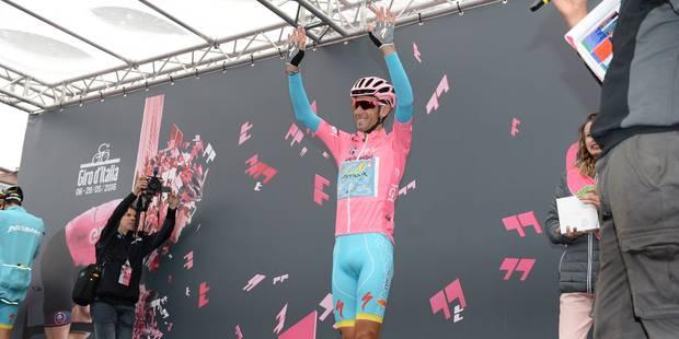Nibali remporte son 2e Giro, la dernière étape pour Nizzolo - La Libre