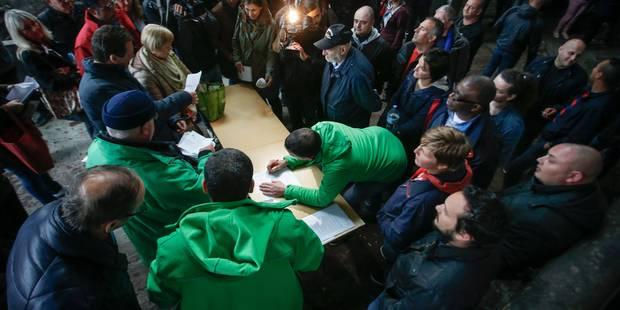 Grève dans les prisons: les gardiens rejettent massivement le protocole d'accord - La Libre