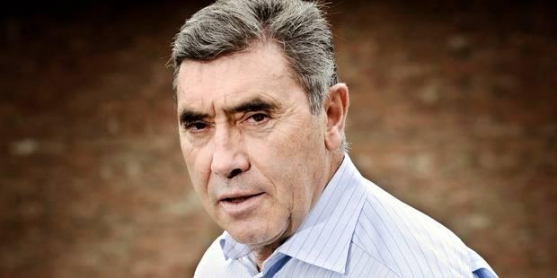 Merckx inculpé pour corruption: la réquisition finale du parquet rédigée - La Libre