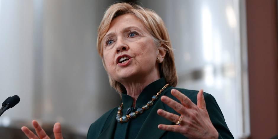 Hillary Clinton victorieuse, et pourtant impopulaire - La Libre