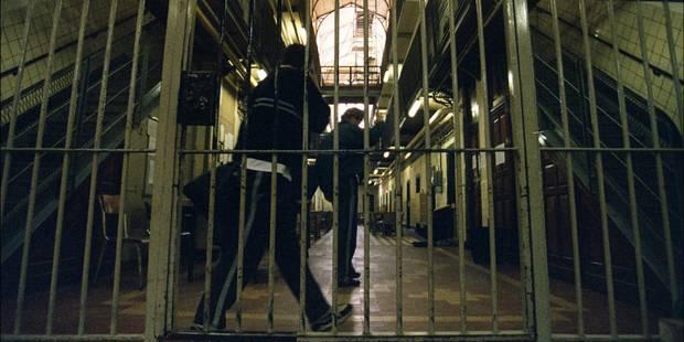 La grève se poursuit à la prison de Forest et Andenne - La Libre