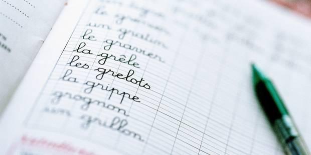 Un test de français pour les profs? L'idée a ses adeptes - La Libre