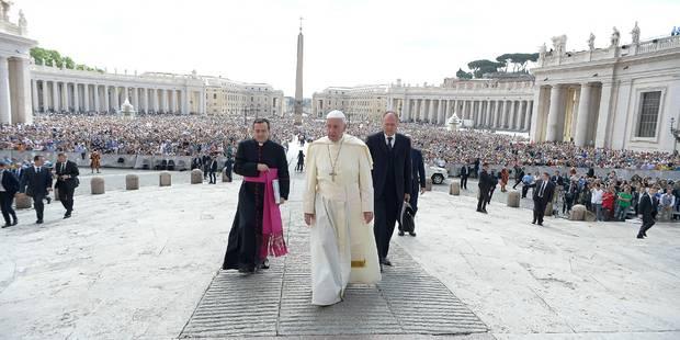 La Fraternité des Saints apôtres recadrée par l'Eglise - La Libre