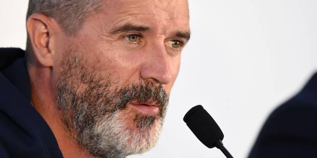 """Roy Keane: """"Si Eden Hazard avait été mon coéquipier ? Je lui aurais mis des coups de pied !"""" - La Libre"""