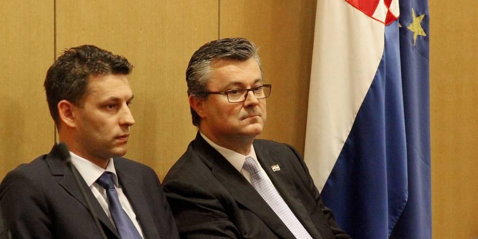 Un gouvernement éclair à Zagreb - La Libre