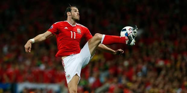 Euro 2016: Gareth Bale prend seul la tête du classement des buteurs - La Libre