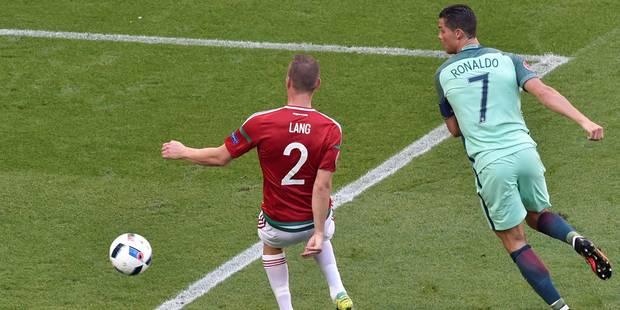 Ce bijou offre un nouveau record à Ronaldo (VIDEO) - La Libre