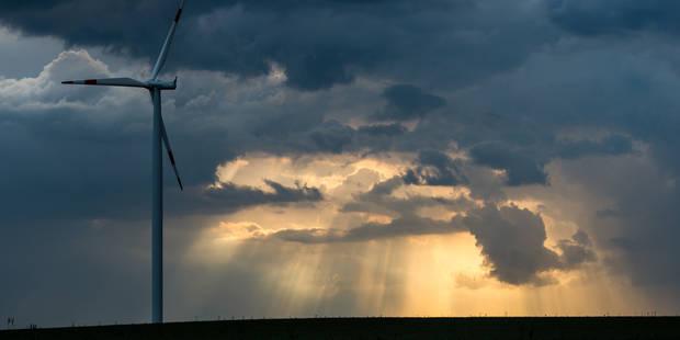 Météo: attention aux orages et fortes précipitations - La Libre