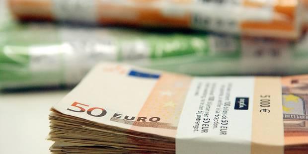 Les millionnaires belges investissent 1/2 de leur fortune hors de Belgique (INFOGRAPHIE) - La Libre