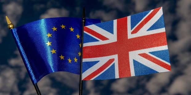 "Brexit : ""Londres lancera les négociations de sortie de l'UE quand elle sera prête"" - La Libre"