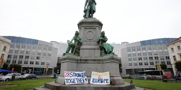 Brexit: des ressortissants britanniques de Bruxelles se renseignent sur la naturalisation - La Libre