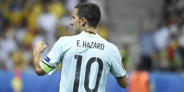 Belgique-pays de Galles: dix raisons de croire qu'Eden Hazard va le refaire - La Libre