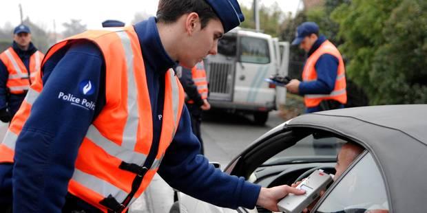 Plus de 5.000 conducteurs sous influence de drogue contrôlés sur la route en 2015 - La Libre