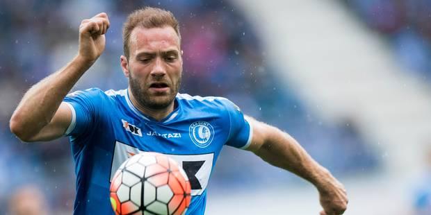 Anderlecht publie un communiqué démentant son intérêt pour Laurent Depoitre - La Libre