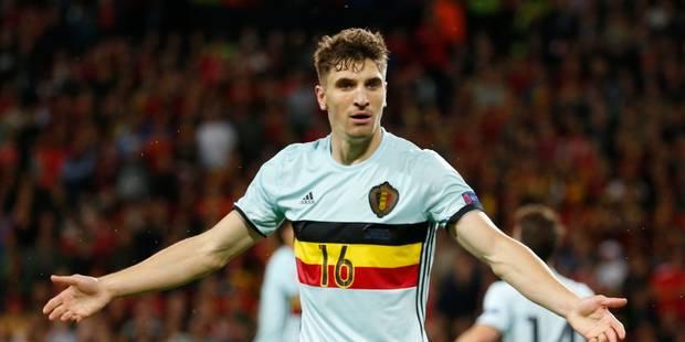 Thomas Meunier signe un contrat de quatre ans au Paris Saint-Germain - La Libre