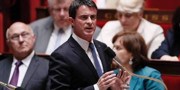 Loi travail: Valls va de nouveau recourir au 49-3, le gouvernement en danger? - La Libre