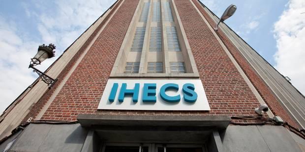 Fusion UCL-Saint Louis: l'Ihecs, prochaine étape ? - La Libre