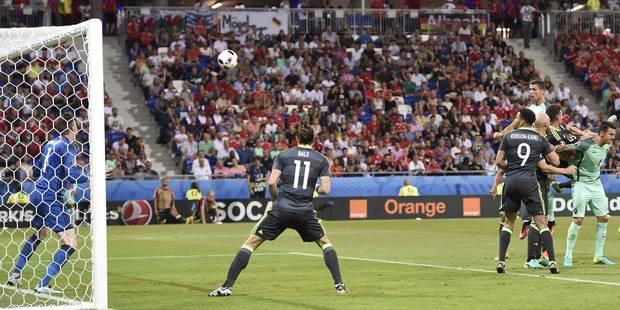 Le Portugal écarte le pays de Galles et file en finale (2-0) - La Libre