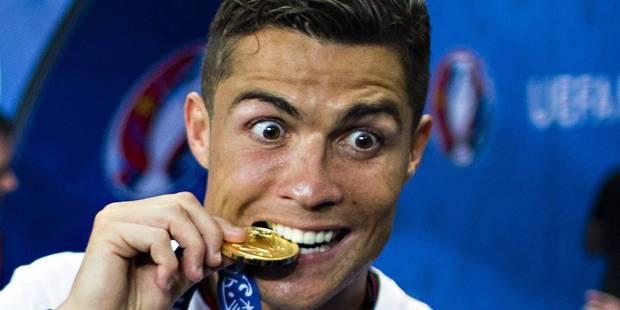 Portugal-France: malgré sa blessure, Ronaldo a assuré le spectacle au bord du terrain (VIDEOS) - La Libre